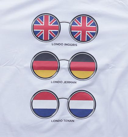 Kaos DIS-11-Londo Putih