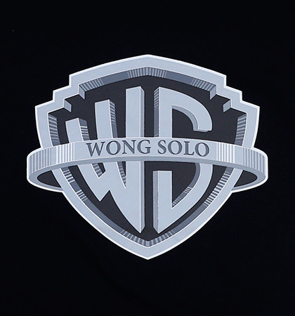 Kaos DIS-09-Wong Solo Hitam